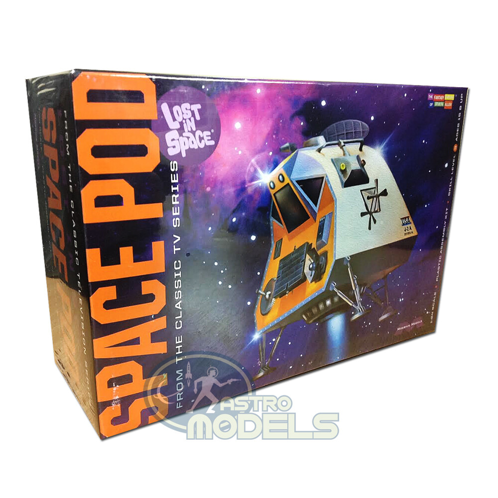 Space Pod – Lost in Space - 1:24 Scale