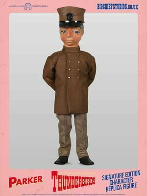 """Thunderbirds 12"""" Parker Character Replica Figure Signature Edition - Limited to only 500"""