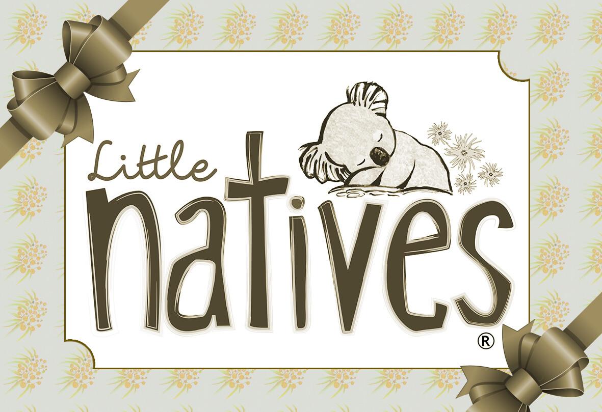 Little Natives Gift Card