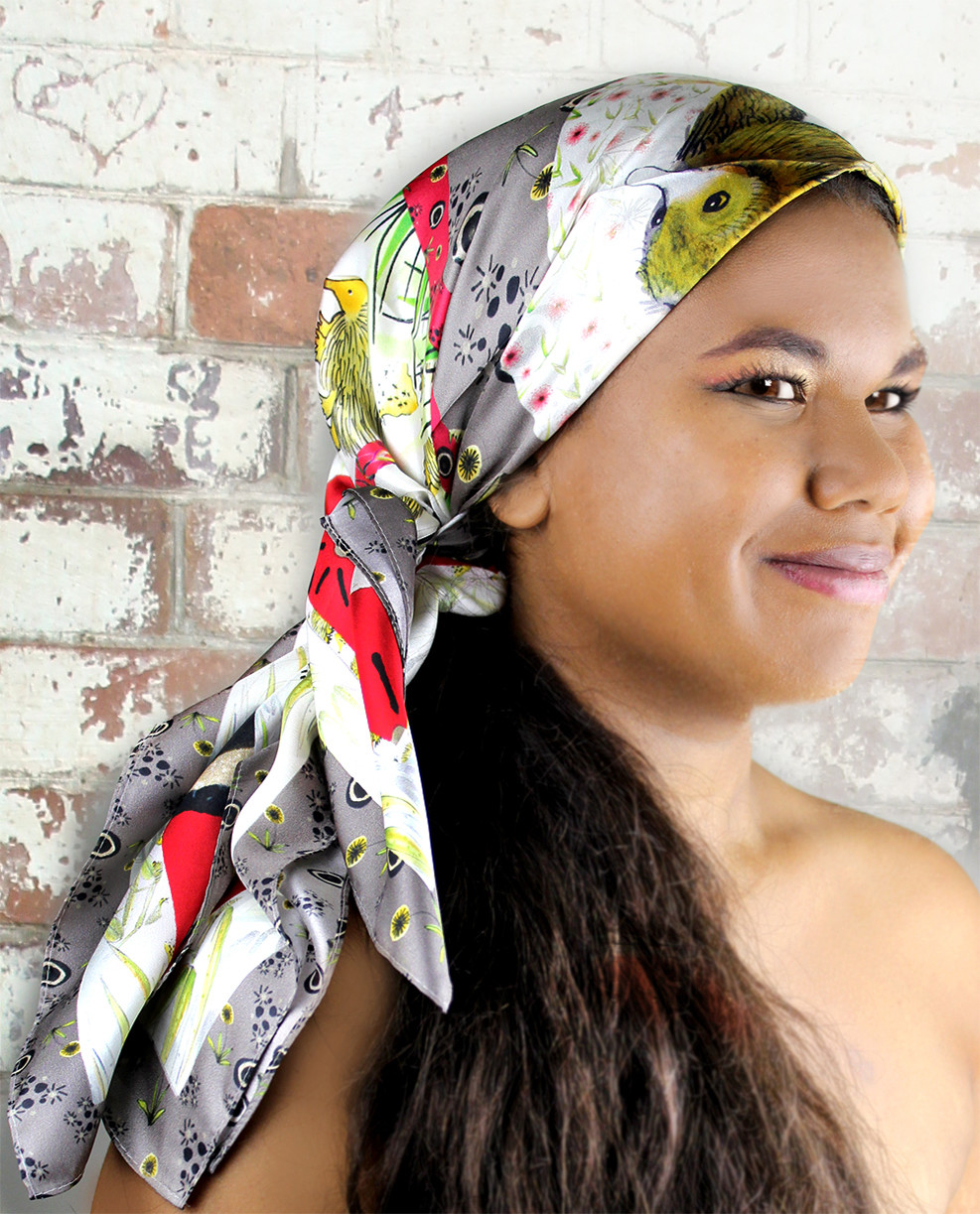 Little Natives®Incredible Echidna Scarf