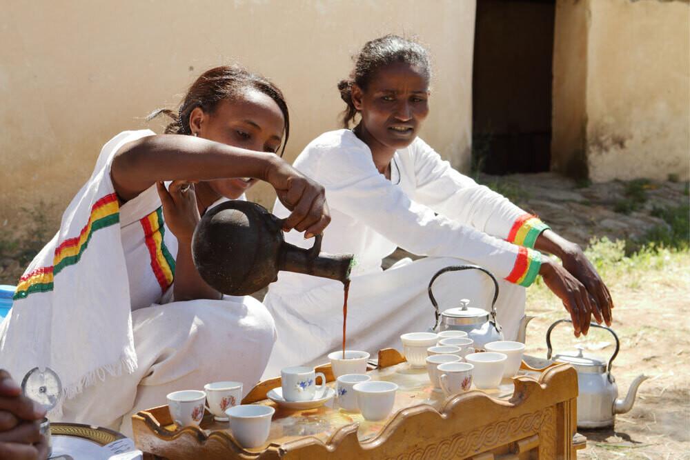 Trickle Up Coffee - Ethiopia Mustefa Abakeno