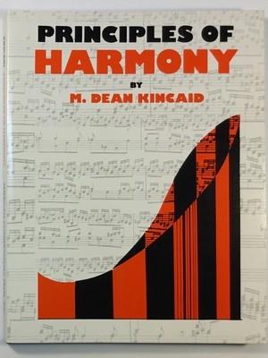 Principles of Harmony