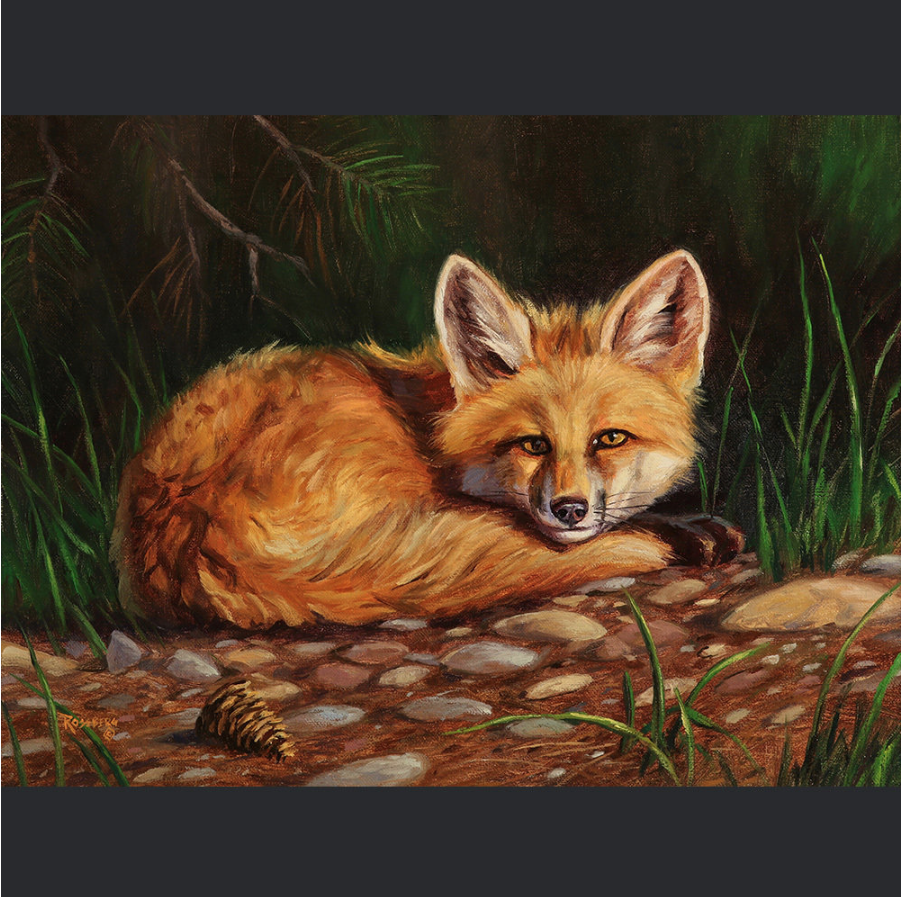 All Ears -Fox Kit