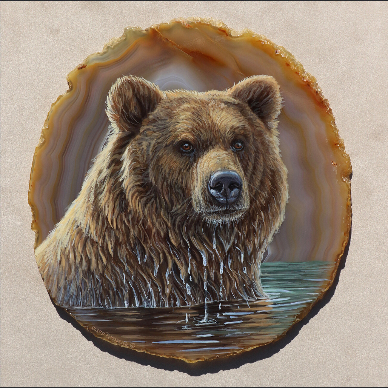 The Water Cooler- Grizzly