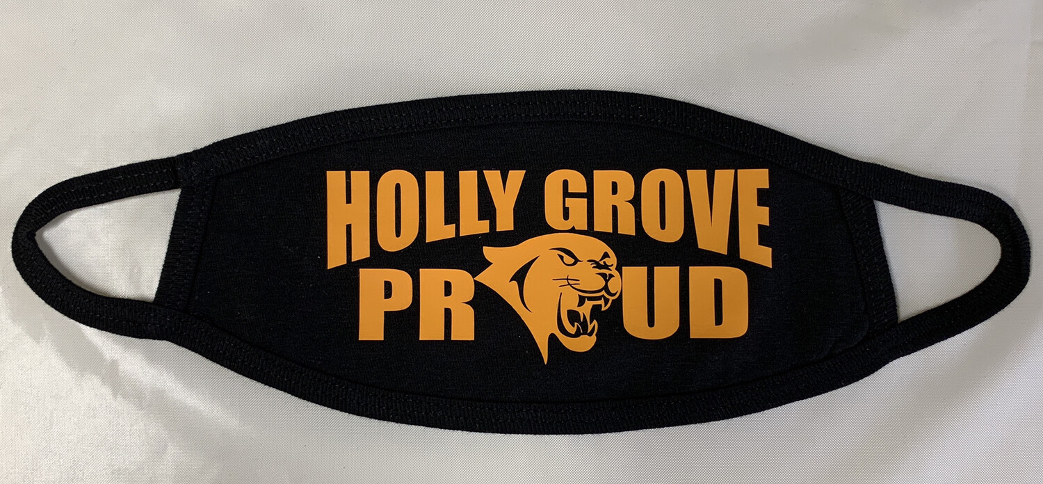 Holly Grove Proud Face Mask