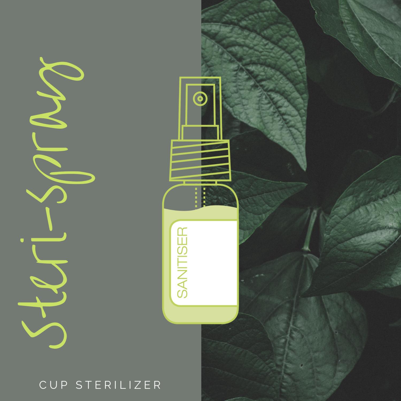 Sterilizer Spray 30ml