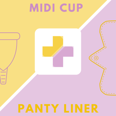 ​Midi Cup & Panty Liner