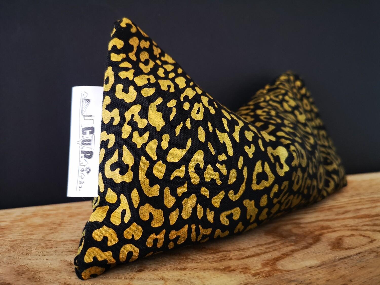 Microwavable Wheat Warmer - Leopard Print