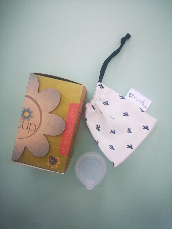 Medium I Original size menstrual cup