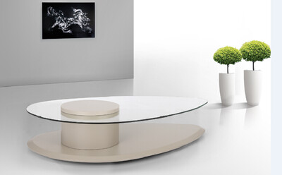 CAM COFFEE TABLE
