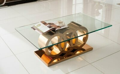VALENTINO COFFEE TABLE