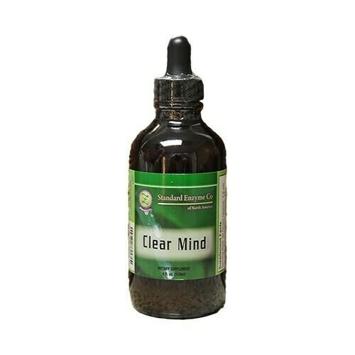 Clear Mind 4oz