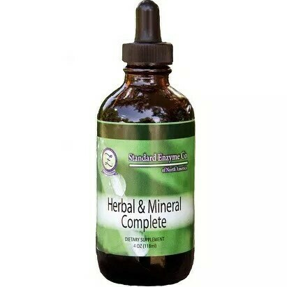 Herbal Mineral Complete 4oz