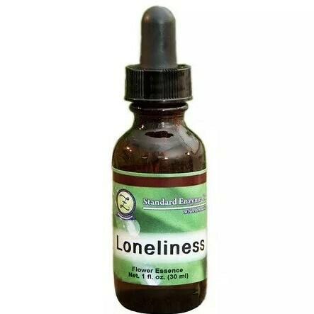 Loneliness Flower Essence 1oz