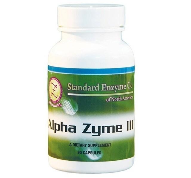 Alpha Zyme III