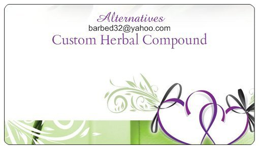 Custom Herbal Compound