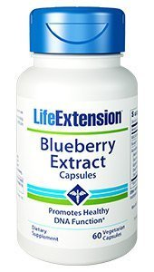 Blueberry Extract 60 vegcaps
