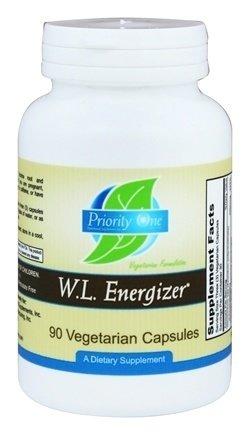 W.L. Energizer 90 caps