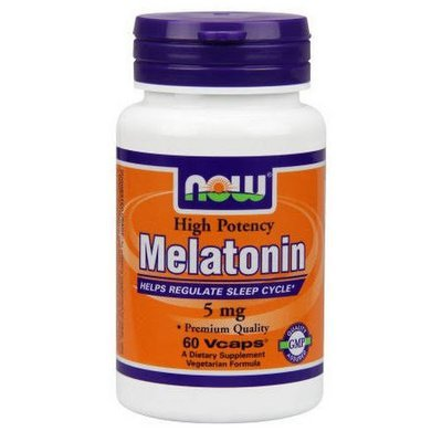Melatonin 5mg 60 vcaps