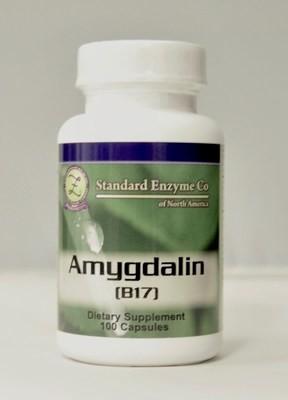 Amygdalin (B17) 100 caps