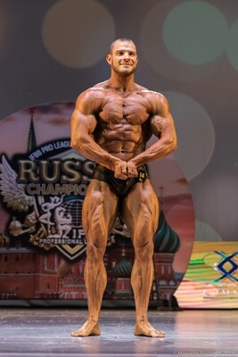 Classic Physique - St. Petersburg