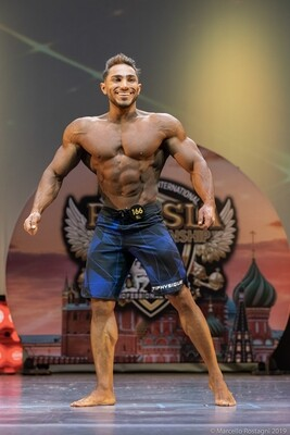 Men's Physique - St. Petersburg