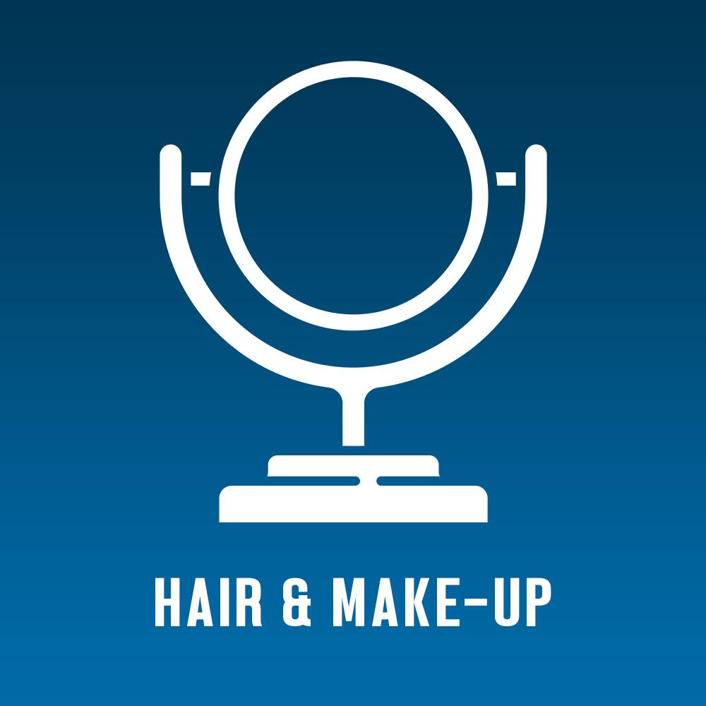 Make-up, Hair, Lashes