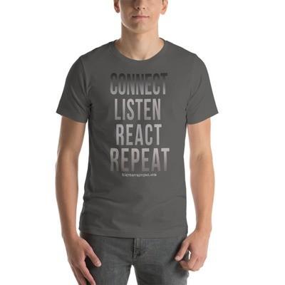 Like Lee said...Short-Sleeve Unisex T-Shirt