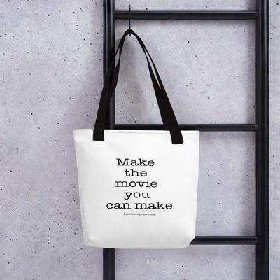 Make The Movie Tote bag