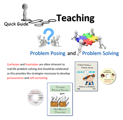 Quick Guide - Teaching Problem Posing and Problem Solving