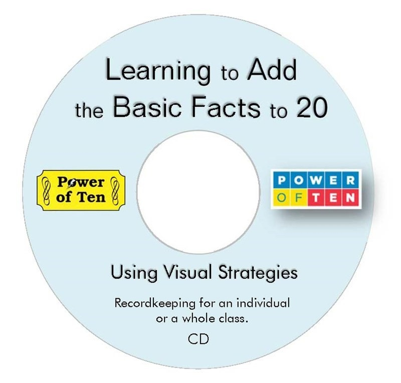 Learning to Add the Basic Facts to 20 (CD)