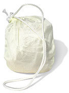 RB-3 Replacement Ivory Nylon Tricot Bag