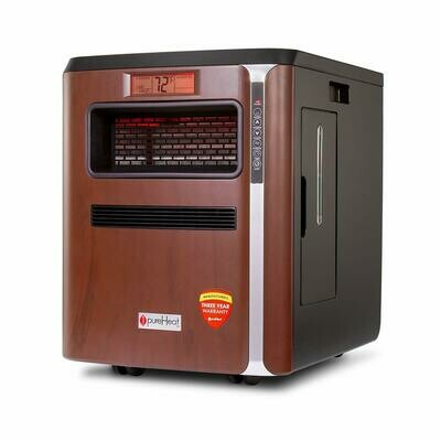 pureHeat+ Heater, Humidifier, & Air Purifier