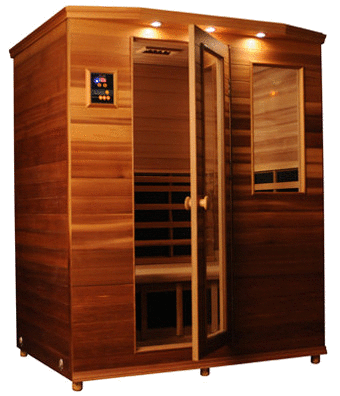 Personal Infrared Sauna Clearlight IS-3 Sauna