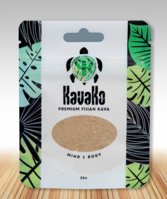 Premium Fijian Kava (Mind & Body)