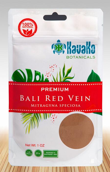 Bali Red vein