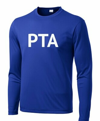 PTA14 L/S Training Jersey