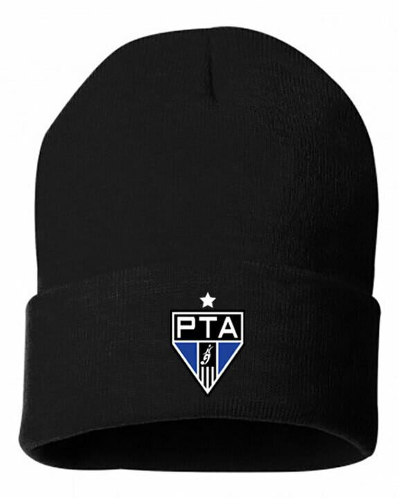 PTA Fleece-lined Knit Cap