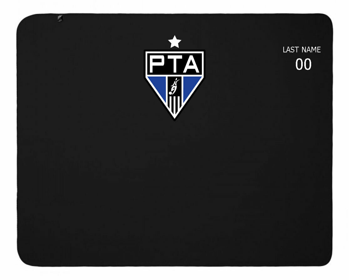 PTA Port Authority Fleece & Poly Blanket