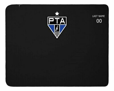 PTA Port Authority Fleece & Poly Blanket