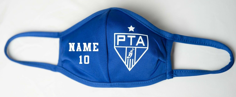 PTA PLAYER Badger Sport Mask
