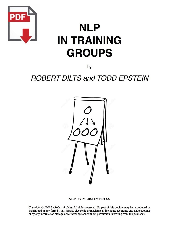 NLP in Training Groups [PDF]