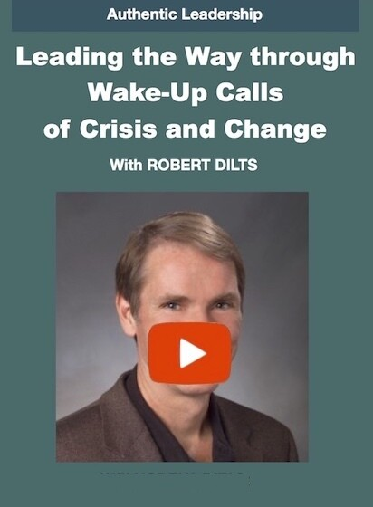Authentic Leadership: Leading the Way through Wake-up Calls of Crisis and Change Streaming Video
