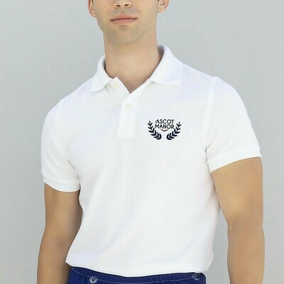 Men's Essential Vintage Polo Shirt
