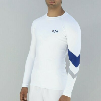 Men's Essential Tennis Rash Guard