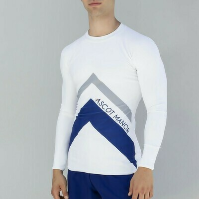 Men's Essential Core Tennis Rash Guard