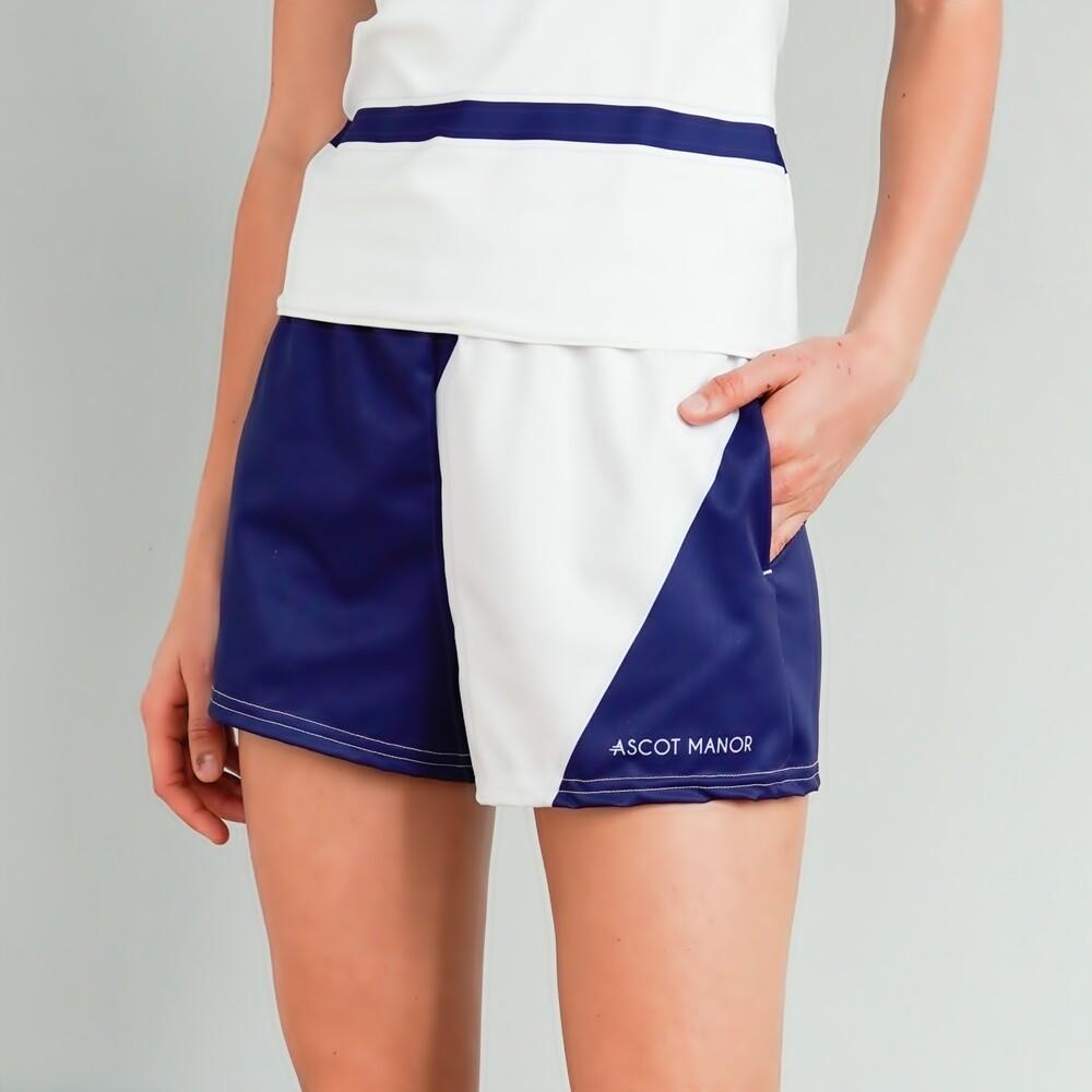 Women's Essential Academy Stripe Shorts