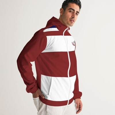 Men's A.M Club Tennis Windbreaker