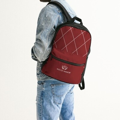 A.M Club Oxford Backpack Small