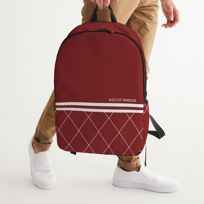 A.M Club Oxford Backpack Large
